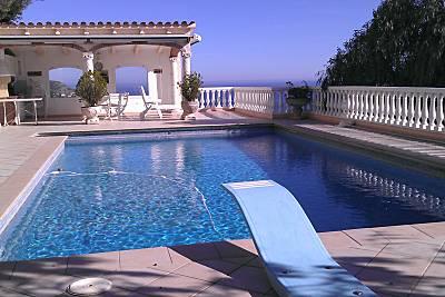 casa y su piscina privada -2-4P- Playa 800m Girona/Gerona