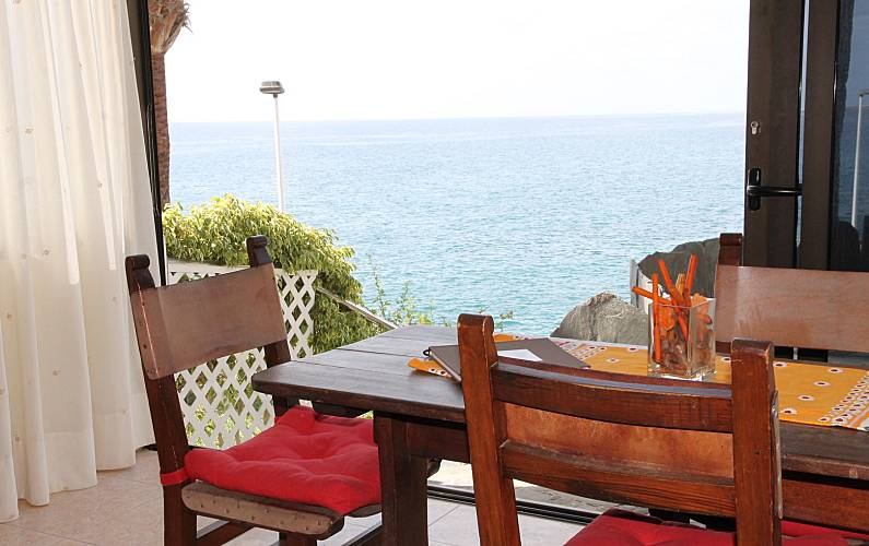 Bungalow for 2-3 Persons close to the atlantic Gran Canaria - Views from the house