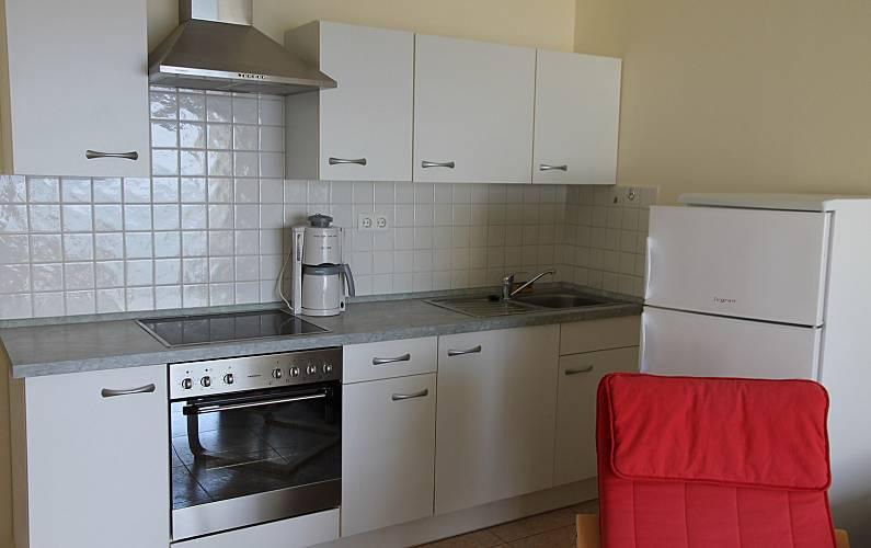 Bungalow Kitchen Gran Canaria San Bartolomé de Tirajana House - Kitchen