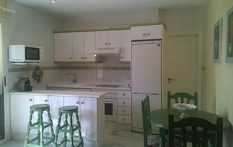 Veranatura Cocina Almería Vera Apartamento - Cocina