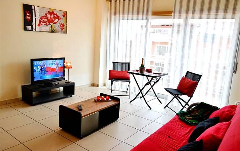 Arcos Living-room Algarve-Faro Silves Apartment - Living-room