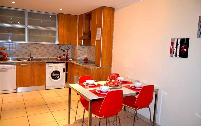 Arcos Kitchen Algarve-Faro Silves Apartment - Kitchen