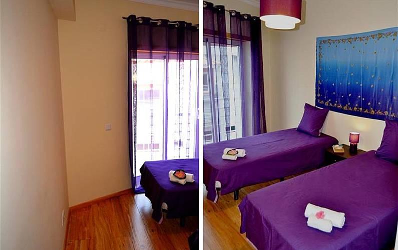 Arcos Bedroom Algarve-Faro Silves Apartment - Bedroom