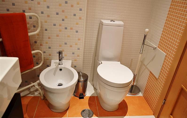 Arcos Bathroom Algarve-Faro Silves Apartment - Bathroom