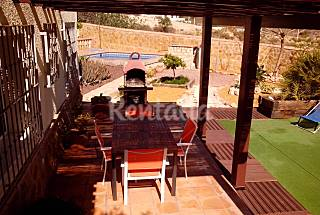 Casa en montaña con piscina privada y barbacoa.  Almería