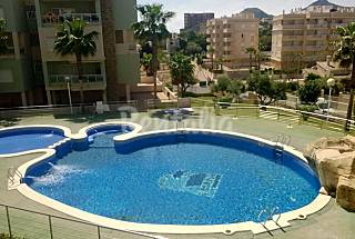 Apartment with 2 bedrooms only 500 meters from the beach Murcia