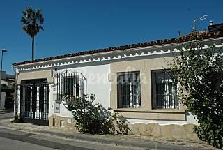 Casa para 7-8 personas a 400 m de la playa Tarragona