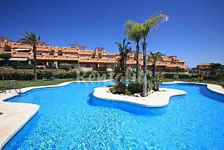 Casa Adosada para 6 personas a 200 m de la playa Málaga