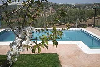 Casa de 5 habitaciones con piscina y barbacoa Cádiz