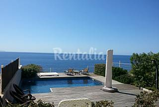Mallorca. Chalet with sea and Cabrera views Majorca