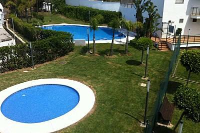 Apartamento para 2-3 personas a 50 m de la playa Málaga