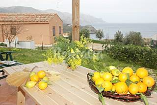 Villa with 2 bedrooms only 700 meters from the beach Trapani