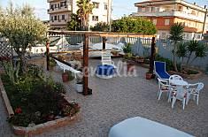 Villa für 4-6 Personen, 200 Meter bis zum Strand Crotone