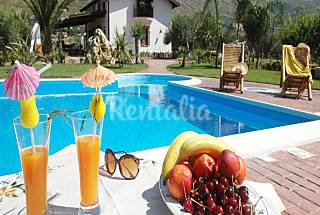 Villa for rent 4.5 km from the beach Trapani