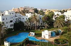 Apartamento alquiler a 110 m playa. Urb. Roquetas Almería