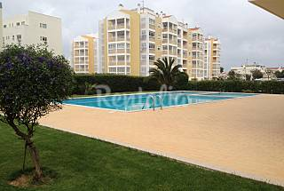 Beach apartment, wifi, well connected, garage Algarve-Faro