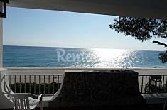 Villa zur Vermeitung, 50 Meter bis zum Strand Crotone