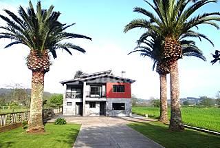 2 Maisons pour 6 personnes à 3 km de la plage Asturies