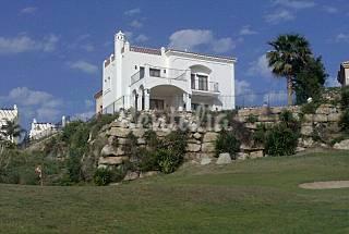 Villa Campo de Golf La Resina Málaga
