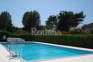 Cottage FABIENNE with pool Venice
