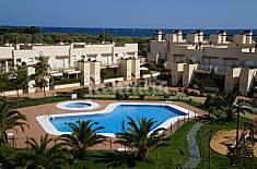 Unifamiliar de 3 habitaciones en 1ª línea de playa Huelva
