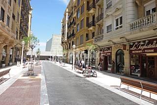 Wohnung zur Miete im Zentrum von San Sebastian Gipuzkoa