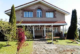 Villa with 5 bedrooms 3 km from the beach Asturias