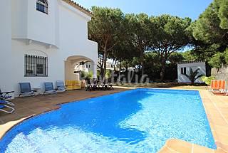 Villa Grecia para 8 personas en urb.Roche Cádiz