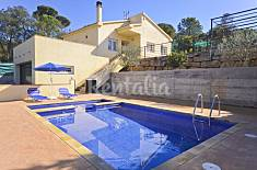 Villa for rent 7 km from the beach Girona
