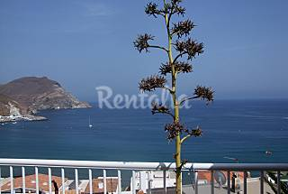 House for rent 100 from the beach - Pueblo Namara Almería