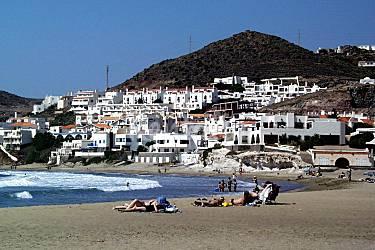 Casa en alquiler a 100 m de la playa san jose n jar almer a costa de almer a - Casas en san jose almeria ...