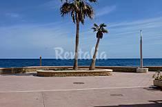 Casa en alquiler a cinco metros de playa Almería