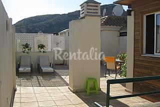 Ático de 2 dormitorios a 150 m de la playa Málaga