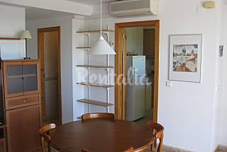 Apartamento a 150 m de la playa. 2-5 personas. Valencia