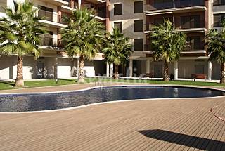 New apartment for rent in Cambrils beach with pool Tarragona