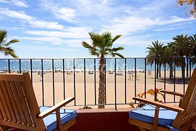 Apartamento con encanto en 1a línea de playa Alicante