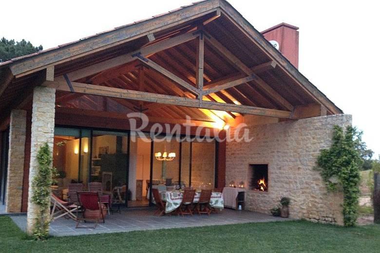 Casa de campo con estilo cerca de hermosas playas - Su00e3o Lourenu00e7o ...