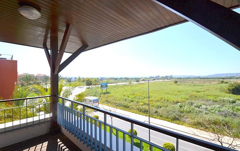 Luxuoso Vistas da casa Algarve-Faro Loulé Apartamento - Vistas da casa