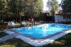 Villa for rent with swimming pool Segovia