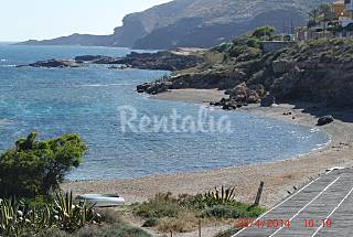 House for rent only 200 meters from the beach Murcia
