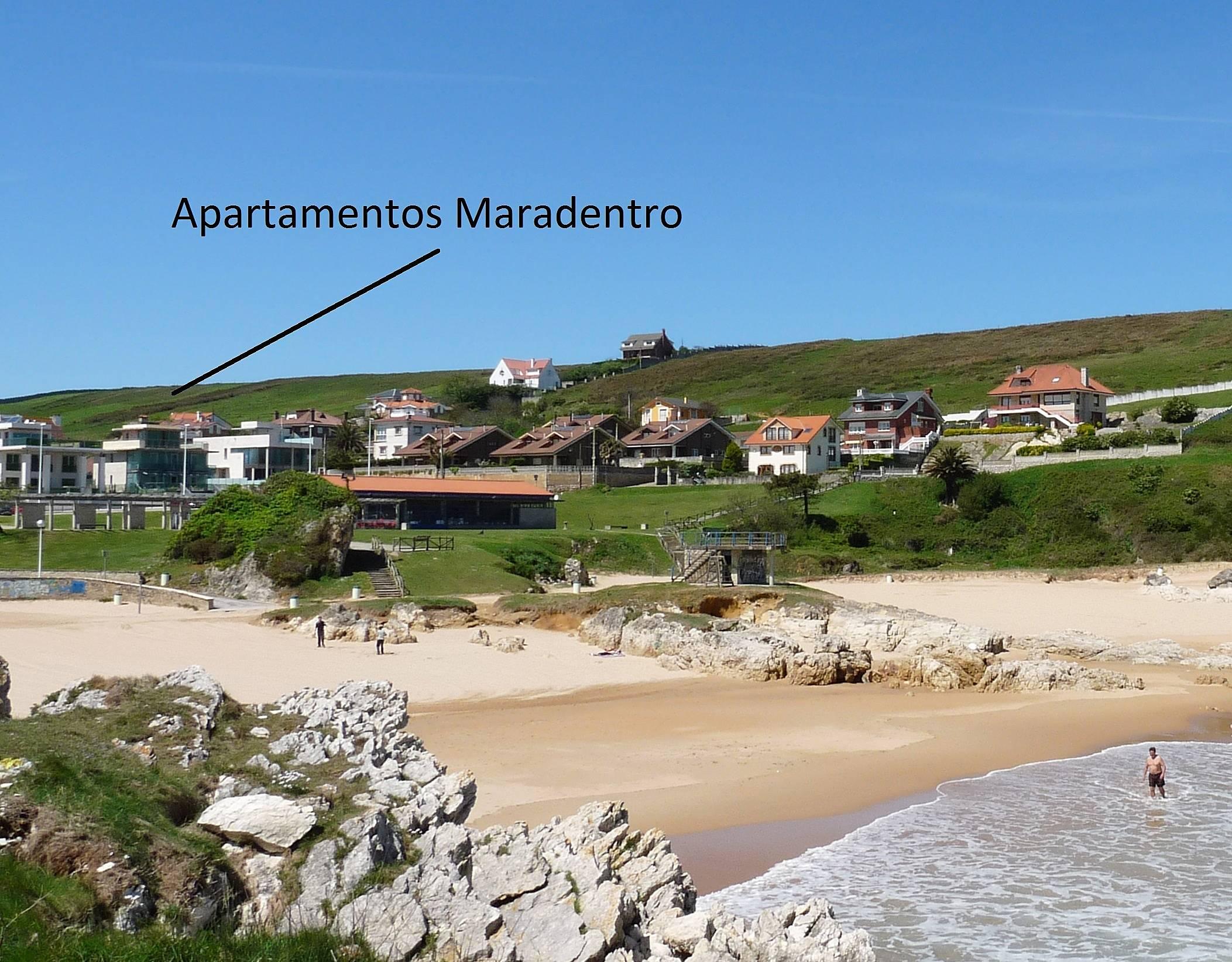 7 apartamentos en alquiler en 1a l nea de playa soto de la marina santa cruz de bezana - Apartamentos en cantabria playa ...