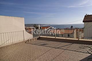 Apartamento para 4-8 pessoas em Nazaré Leiria