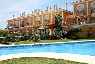 Duplex totalmente equipada, 2 quartos Huelva