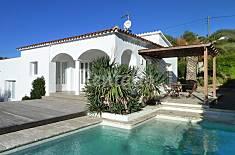 Casa en alquiler a 4.5 km de la playa Girona/Gerona