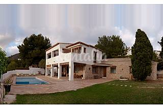Villa with 6 bedrooms only 300 meters from the beach Alicante