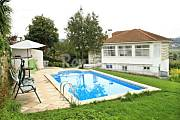 House with garden and pool Braga