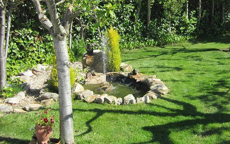 Casa Giardino Salamanca Pelabravo Villa di campagna - Giardino
