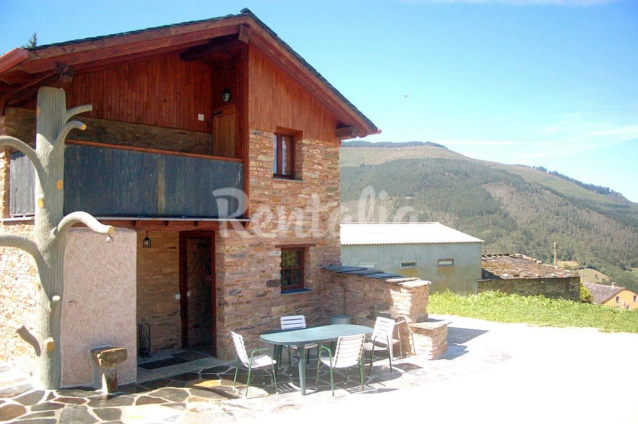 Casa de vacaciones molejon vegadeo asturias - Casas vacaciones asturias ...