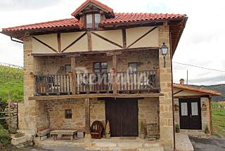 House for rent 14 km from the beach Cantabria