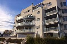 Apartamento para 1-8 personas a 100 m de la playa Alicante